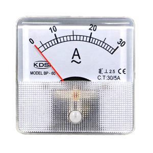 Ampermetre, Voltmetre