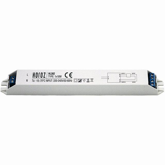 Balast electronic HL 382 18 W