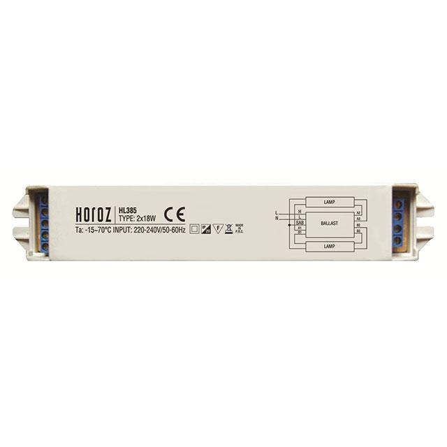 Balast electronic HL 385 18 W
