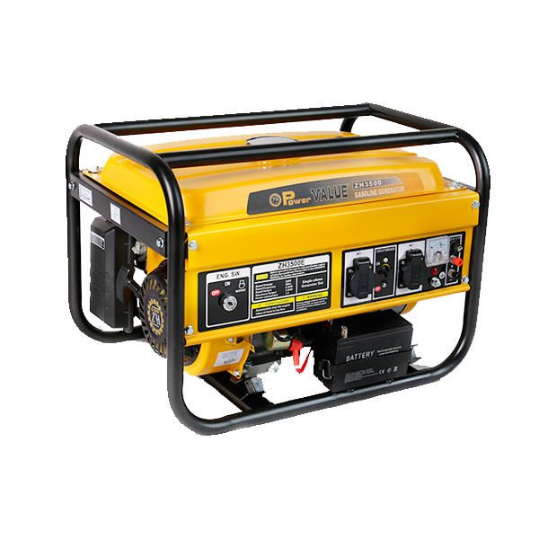 Generator ZH3500 pmax.2,8KW Pnom. 2,5KW Genour