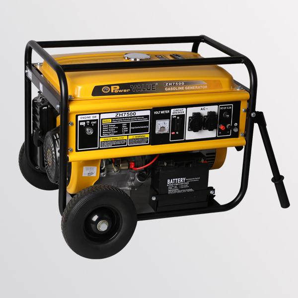 Generator ZH7500 pmax.6,5KW Pnom. 6KW Genour