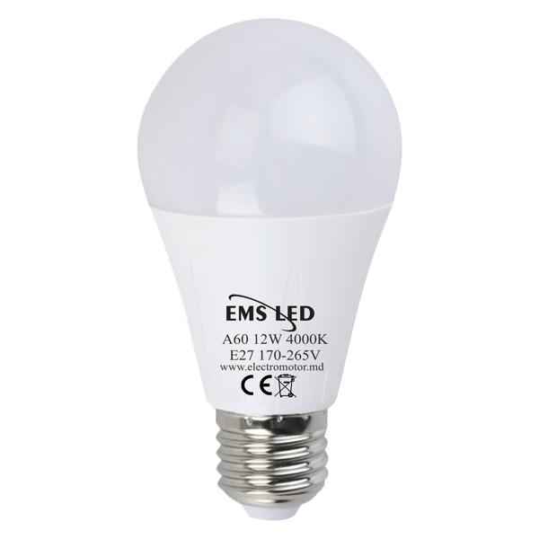 Bec LED 12W 4000K EMS