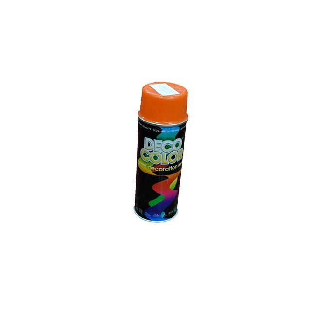 Vopsea spray oranj 400 ml Deco Color