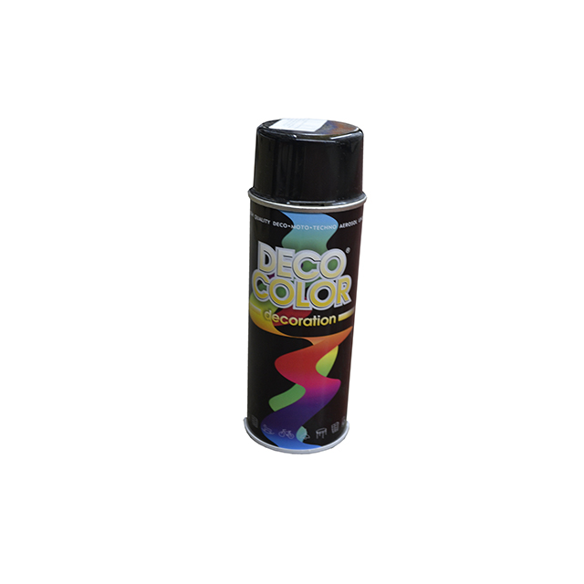 Vopsea spray negru 400 ml Deco Color