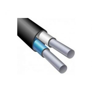 Cablu AVVG 2 x 2.5 mm²