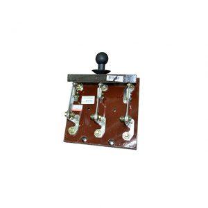 Intrerupător rubilinic KHD11 400A