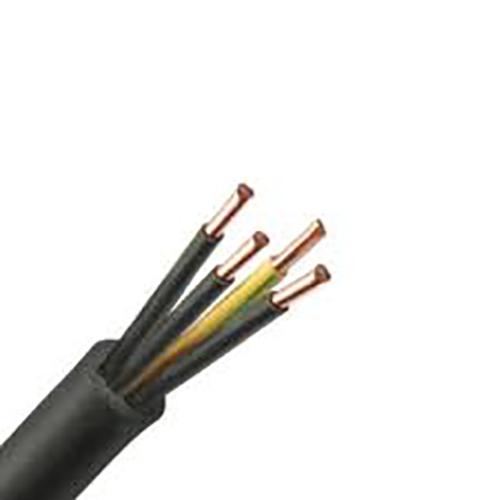Cablu ecranat 4 x 1 mm²