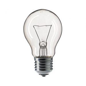Bec incandescent 100W E27 2700K General Electric