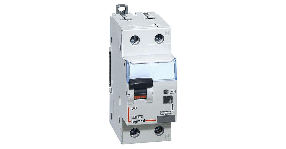 Intrerupator automat diferential DX3 1P+NR 16A 30mA Legrand