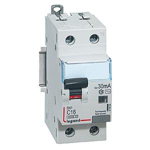 Intrerupator automat diferential DX3 1P+NR 20A 30mA Legrand