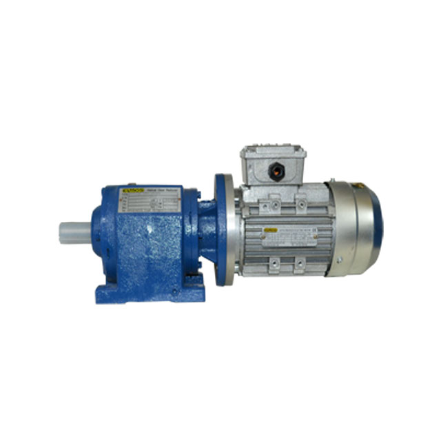 Motor-Reductor FR43 i=14.36 0.75 KW Elmos