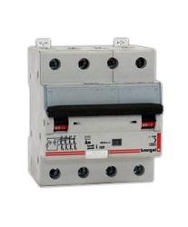 Intrerupator automat diferential DX3 4P 10 A 30mA Legrand