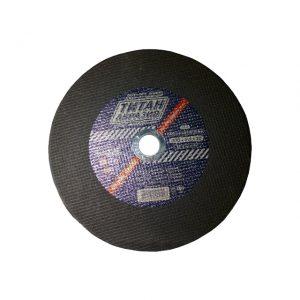 Disc abraziv pentru metal 350 x 3 x 25.4 mm Titan