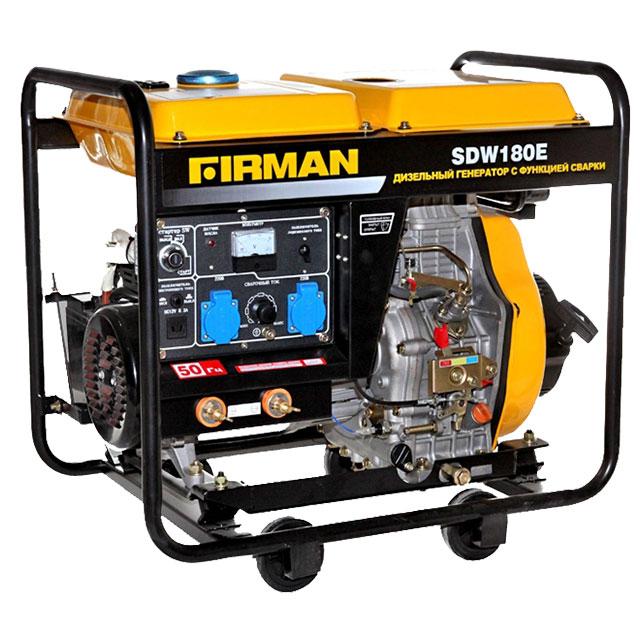 Generator / Aparat de sudat SDW 180 4.5 KW REFURBISCHE