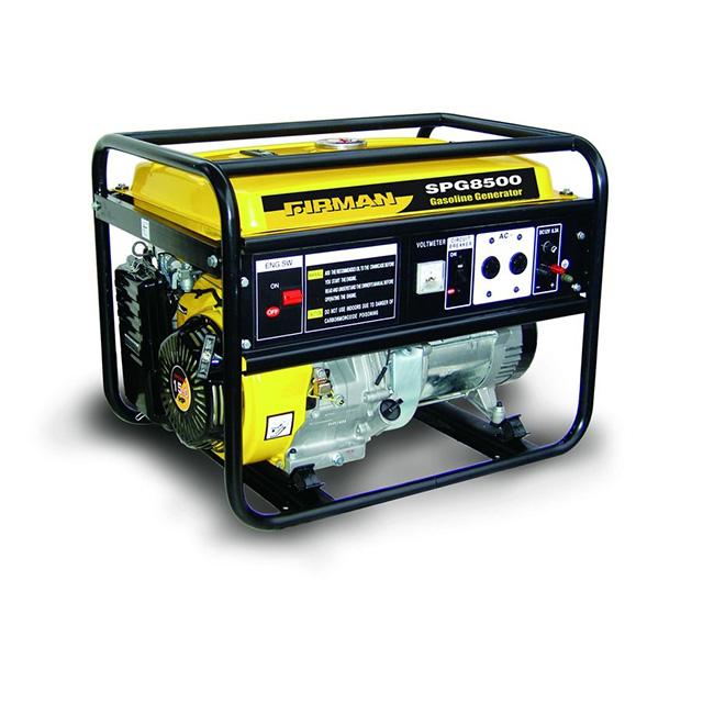 Generator SPG 8500TE1 6.5 kW FIRMAN