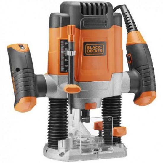 Freză KW-1200 1200W Black+Decker