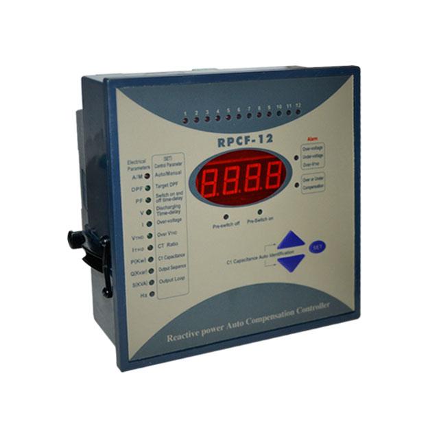 Controller pentru staţie de compensare RPCF-12 10 VA