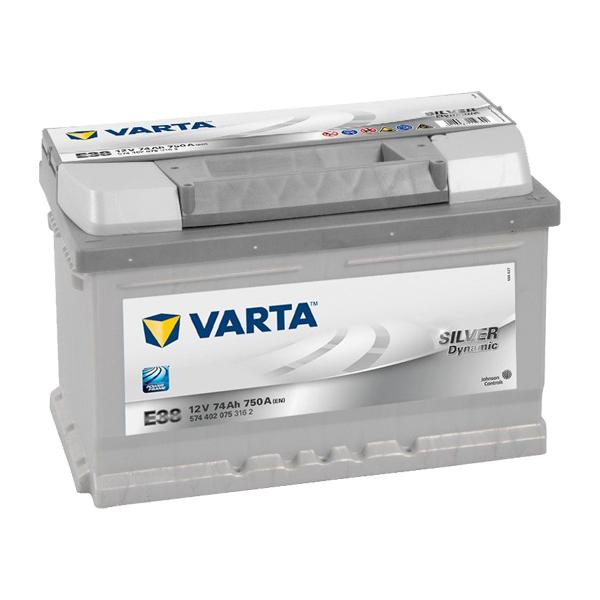 Baterie auto S3008 Varta