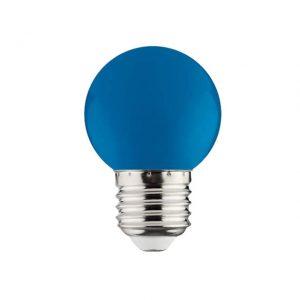 Bec LED 1W E27 7500K Horoz