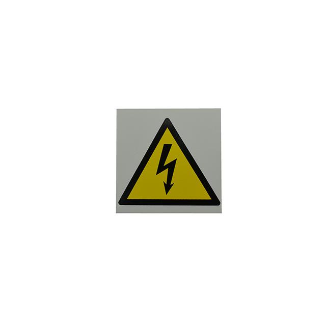 Autocolant Pericol de electrocutare