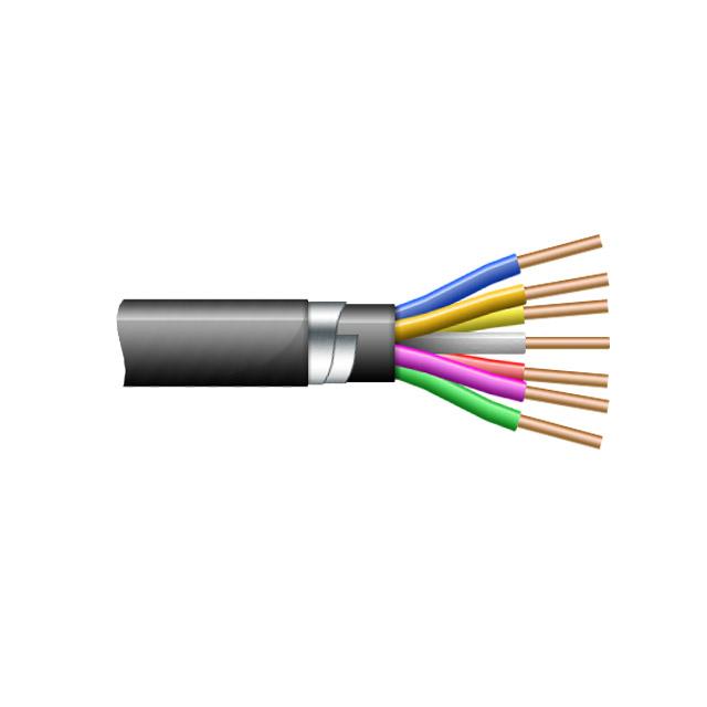 Cablu KVVGng 7 x 2.5 mm²