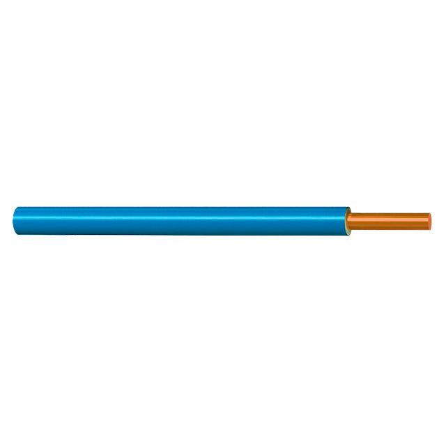 Fir electric PV1 1 x 10 mm² albastru