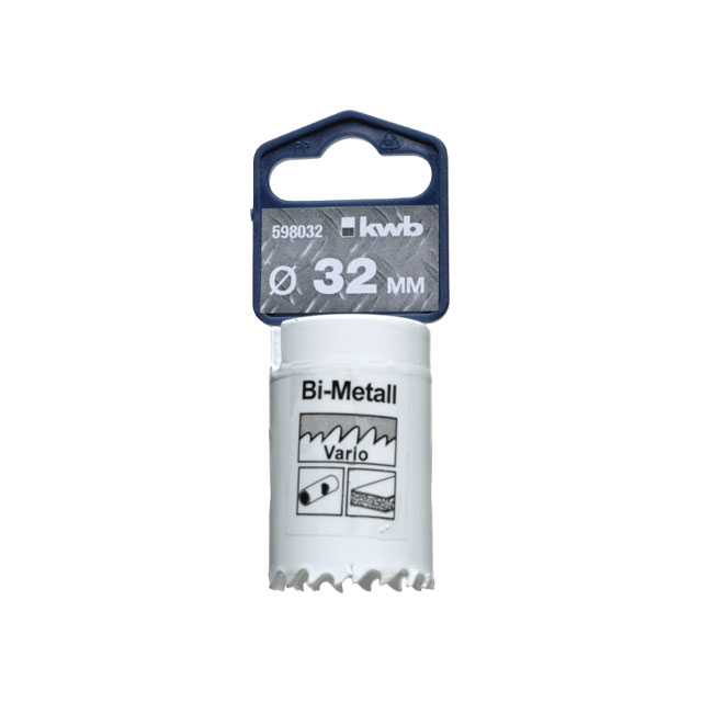 Carota BI-metal 32 mm KWB