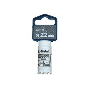 Carota BI-metal 22 mm KWB
