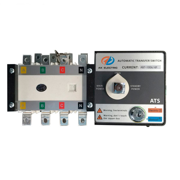 Comutatoare de transfer automate (ATS) 630A