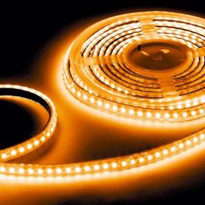 Bandă LED 14.4 W/M 2500K IP68 Elmos