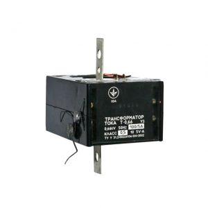 Transformator de curent T-0.66 100A
