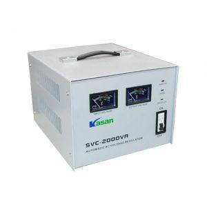 Stabilizator SVC 2000 VA-1.6 KW Kasan
