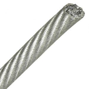 Cablu de oţel 5 mm 6x12