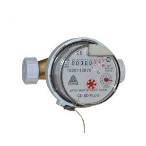 Contor de apă caldă CD SD