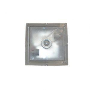 Corp de iluminat BDY3201SN 26 W alb Horoz