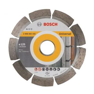 Disc de diamant 125 x 22.23 mm Bosch