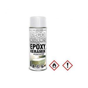 Vopsea pentru cadă alb 400 ml Deco Color