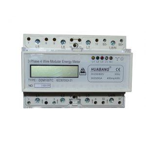 Contor energie electrică 30-100A