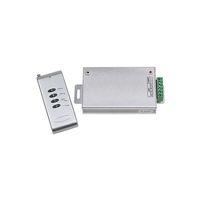 Controler RGB cu telecomanda pentru banda LED