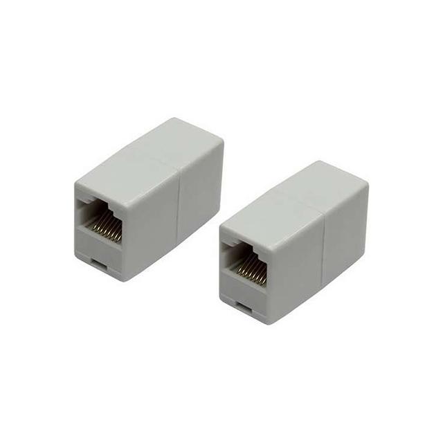Conector p/u RJ-45 24x26x47 mm