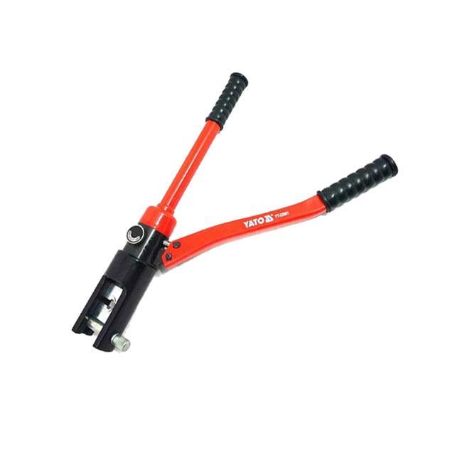 Presă hidraulică manuală 16-240 mm² Yato