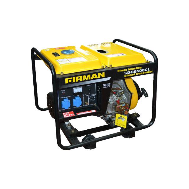 Generator SDG 5500 CL 4.5 KW FIRMAN
