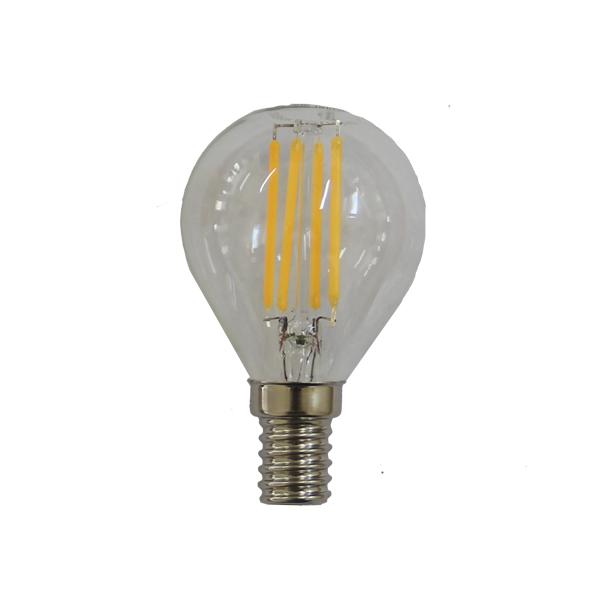 Bec LED cu filament 4W 3000K EMS