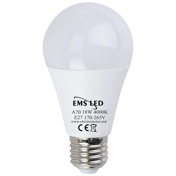 Bec LED 18 W 4000K E27 EMS