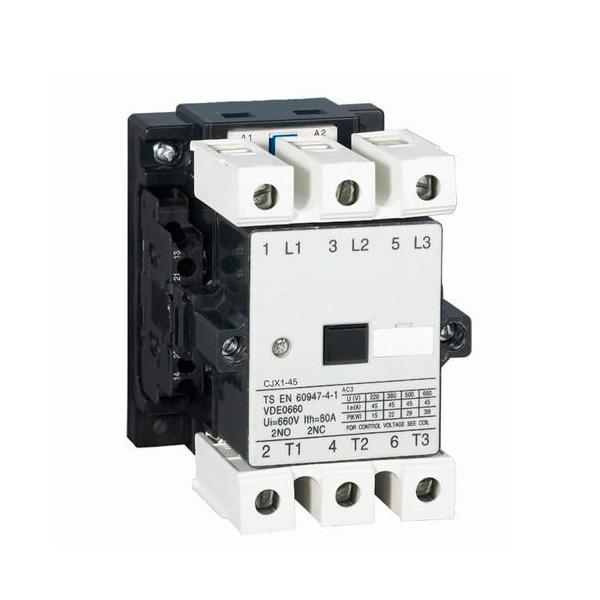 Contactor CJX1-F225 225A 220 V Nominal