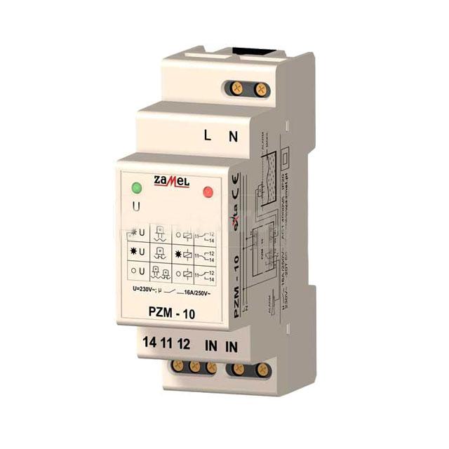 Releu control nivel apă PZM-10 230 V Zamel