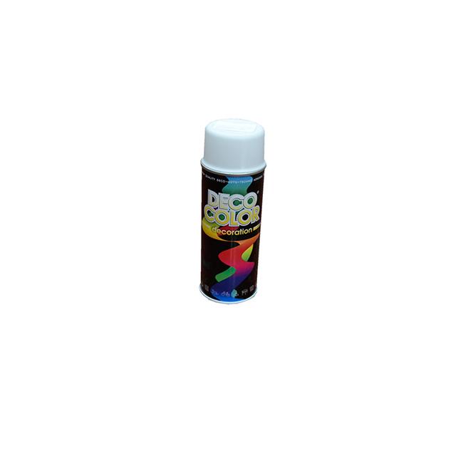 Vopsea spray alb mat 400 ml Deco Color