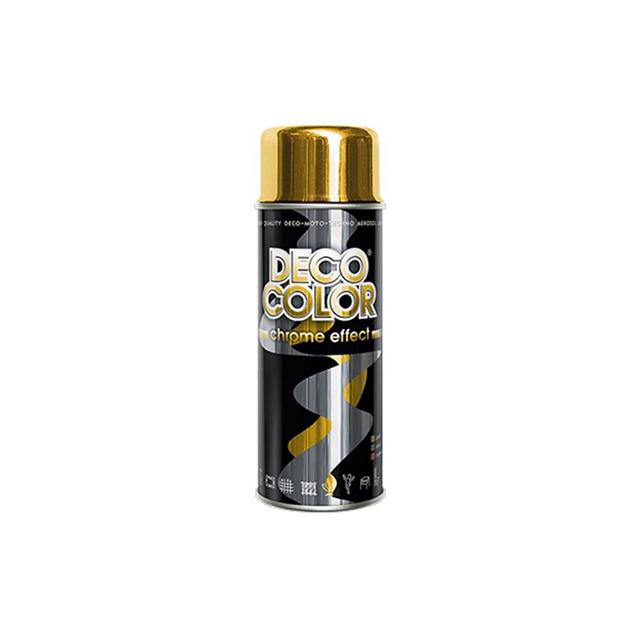 Vopsea spray auriu 400 ml Deco Color