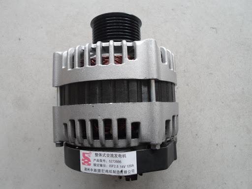Alternator acumulator JFZ 112A