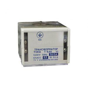 Transformator de curent T-0.66 50A
